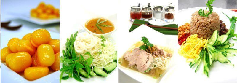 「タイ料理中級コース」